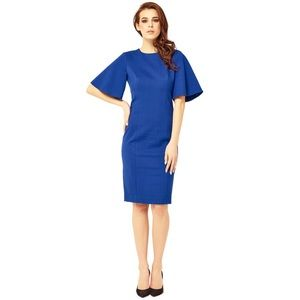 🇨🇦 Bell Sleeve Ponte Dress 4 Canadian Designer